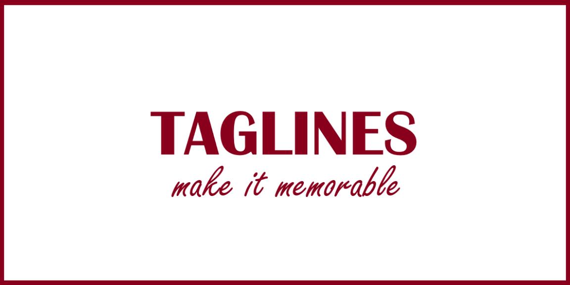 Tagline là gì?