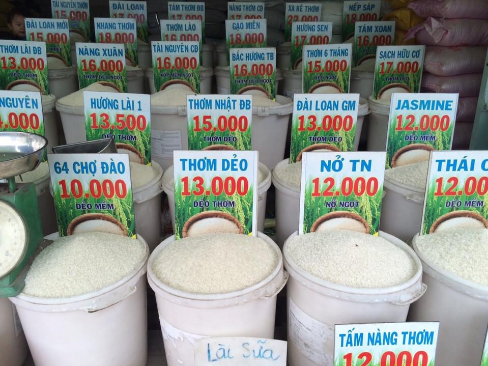 Tư vấn và hỗ trợ mở đại lý gạo