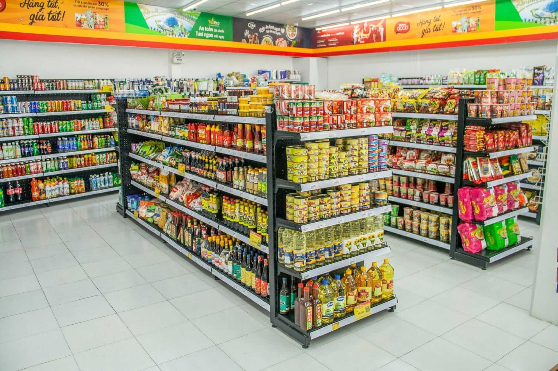 Kinh nghiệm mở cửa hàng tạp hóa ở nông thôn hoặc thành phố