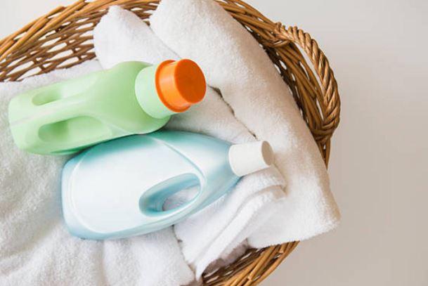 bột giặt nước xả