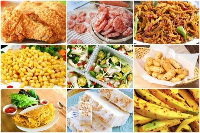 Cách Kinh Doanh đồ ăn Vặt Online Giúp Bạn Kiếm Tiền Triệu Mỗi Ngày