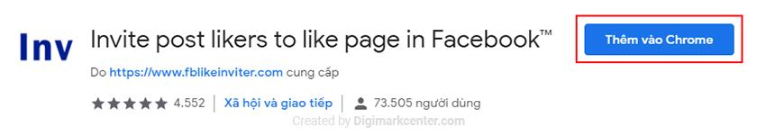 Thêm tool mời like fanpage vào Chrome (cách mới bạn bè thích trang và mời người lạ thích trang, tool mời like fanpage và tăng like tự nhiên trên facebook)