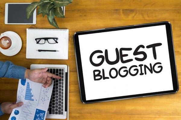 Tăng lượng truy cập cho website thông qua guest blog