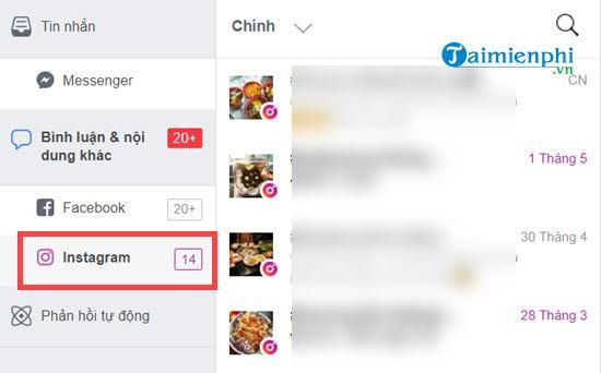 cach xoa tin nhan tren fanpage facebook 8