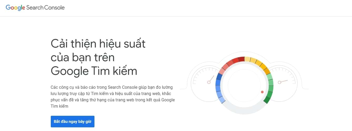 Công cụ Google Search Console