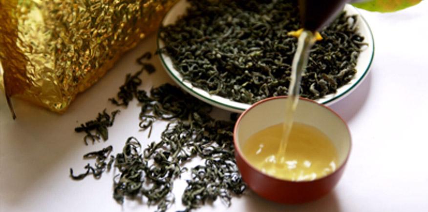 kinh doanh trà chè khô
