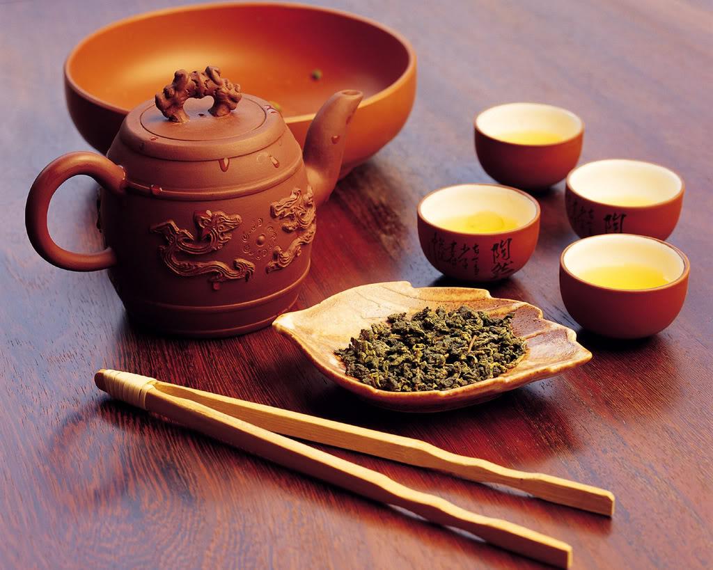 Tách trà là quà Tết được ưa chuộng
