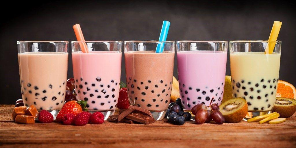 Sự khác biệt cơ bản của trà sữa Đài Loan và các loại trà sữa - Vietblend