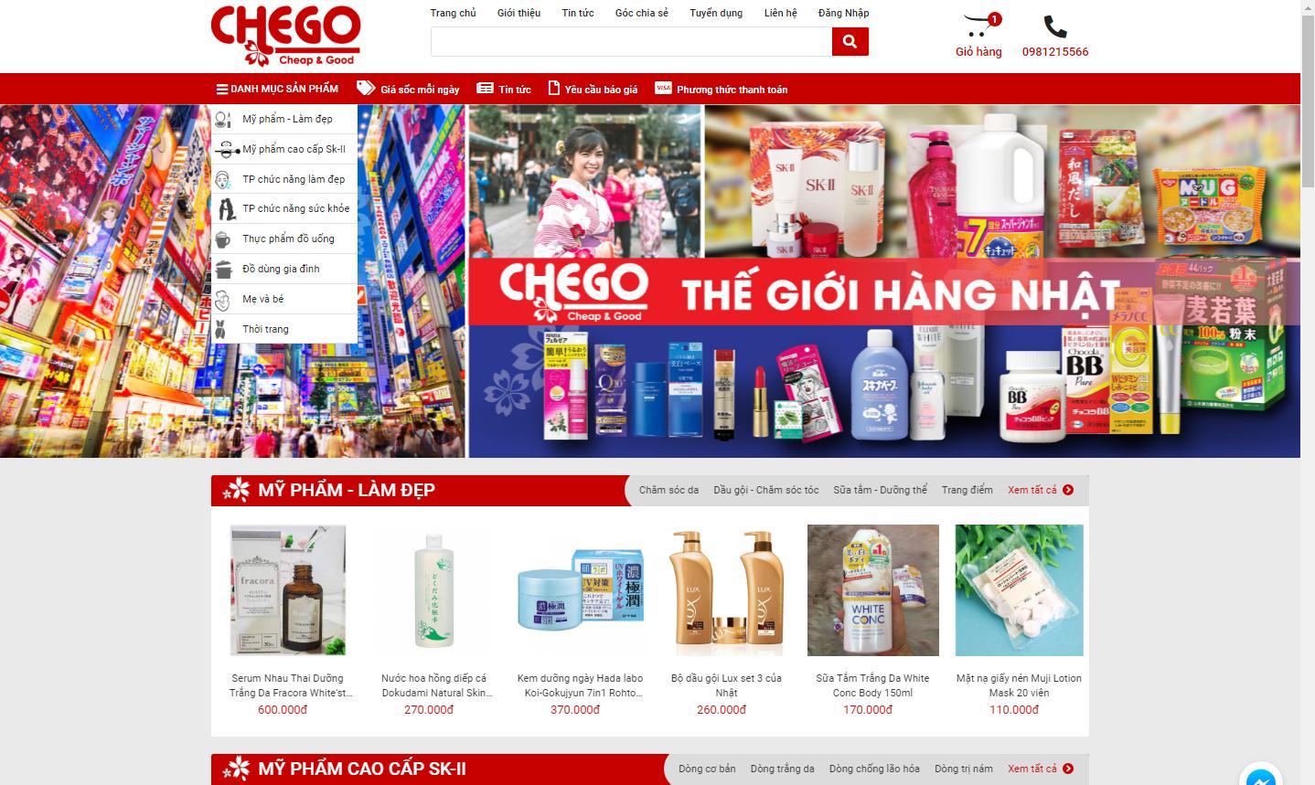 Marketing online với các trang web trở nên khá phổ biến hiện nay.