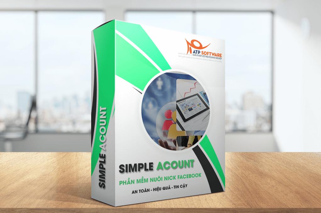 Simple Account là gì? Vì sao nên sử dụng Simple Account trong kinh doanh  Online - Bộ phần mềm marketing đa kênh