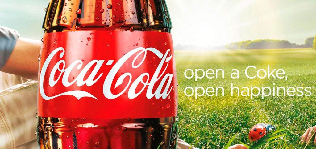 Các chiến lược marketing nổi tiếng của coca cola. Ảnh: Internet