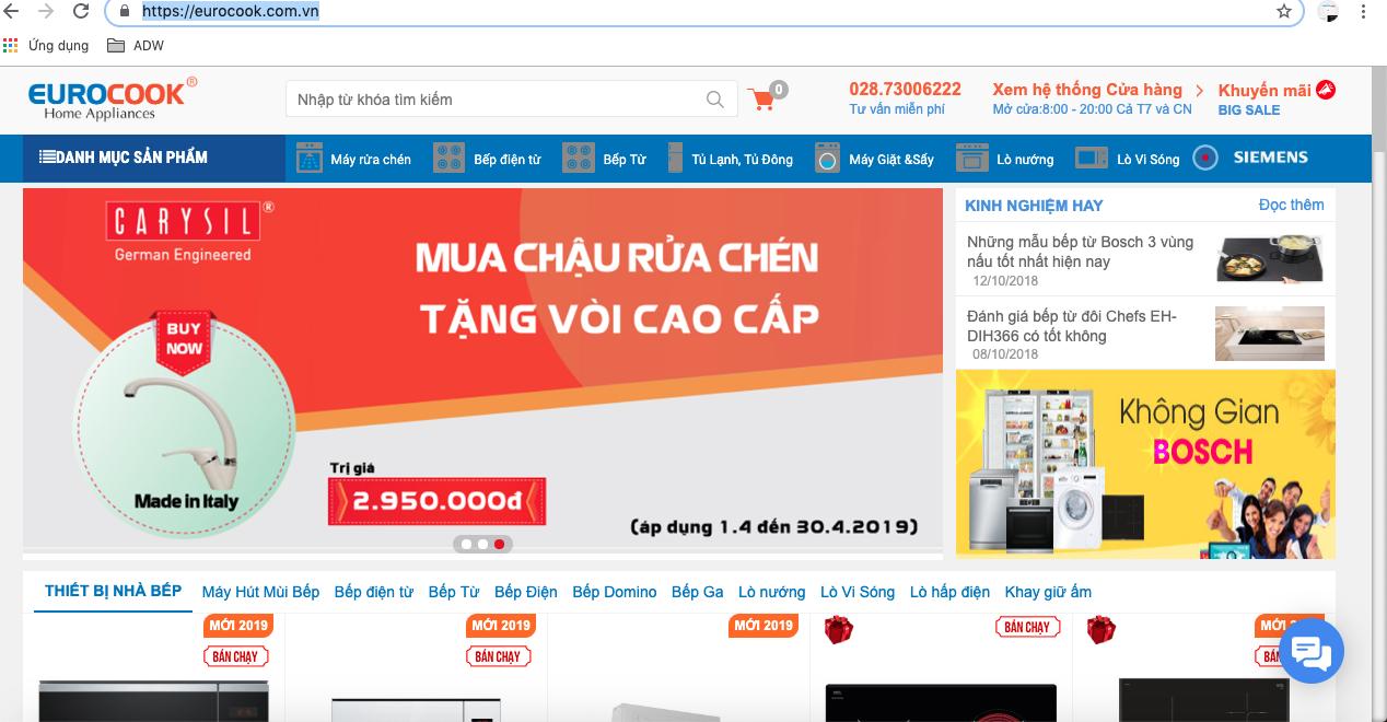 Thiết kế website trọn gói A -Z đáp ứng mọi yêu cầu - miễn phí hosting