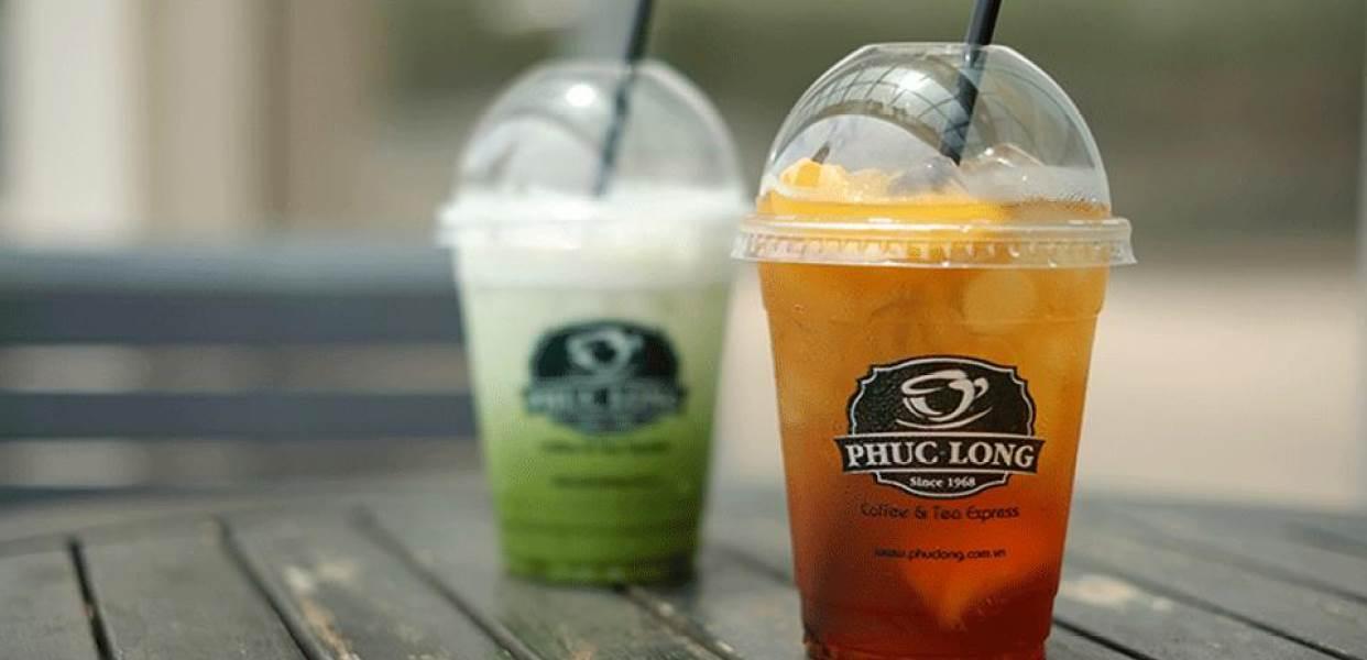 Phúc Long Coffee & Tea - Ngô Đức Kế | Đặt Món & Giao ship tận nơi | Now.vn