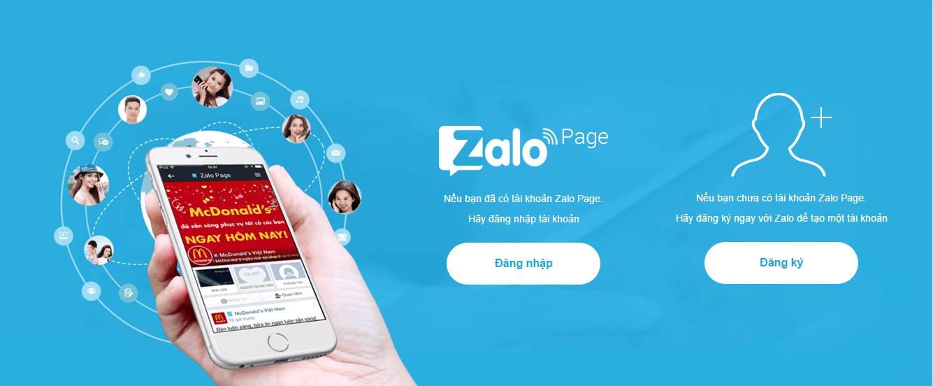 Hướng dẫn quảng cáo trên Zalo đơn giản, nhanh chóng   ATP Software