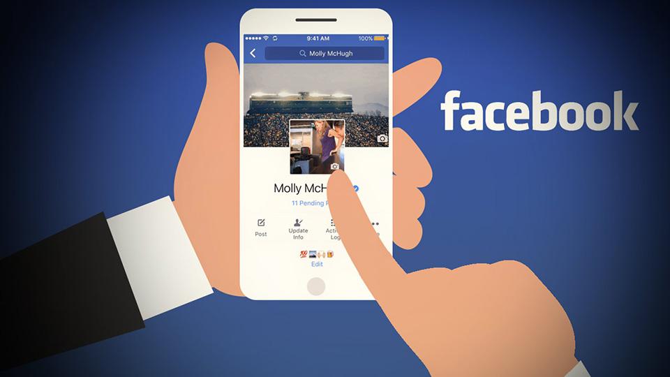 Thay đổi ảnh đại diện tạm thời trên Facebook - Fptshop.com.vn