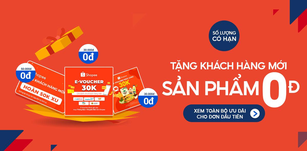 Shoppe đang là web bán hàng online miễn phí nổi bật nhất tại Việt Nam
