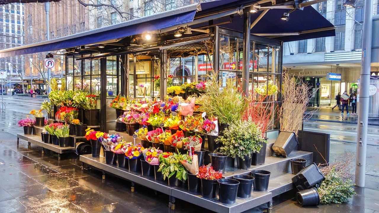 Thăm dò thị trường trước khi mở shop hoa tươi