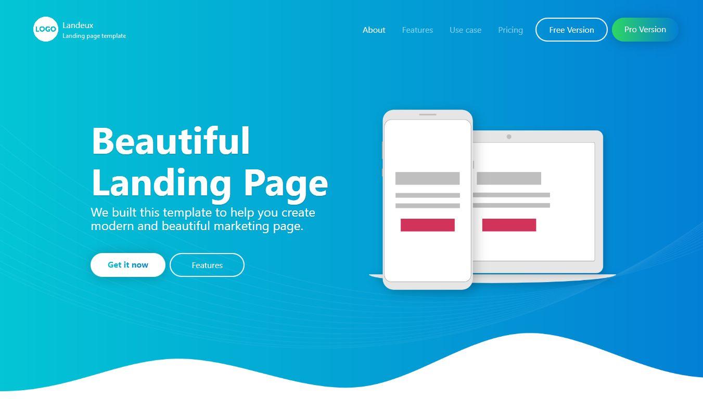 Landing Page Là Gì] - Landing Page Khác Gì WEBSITE | VinaHost.VN