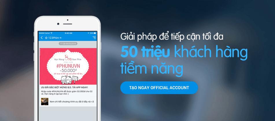 Zalo vốn dĩ là một ứng dụng nhắn tin miễn phí, do người Việt làm ra cho người Việt sử dụng.