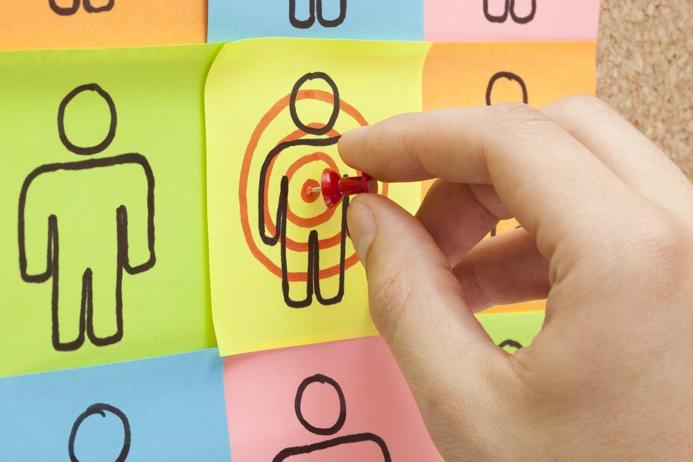 xác định khách hàng mục tiêu