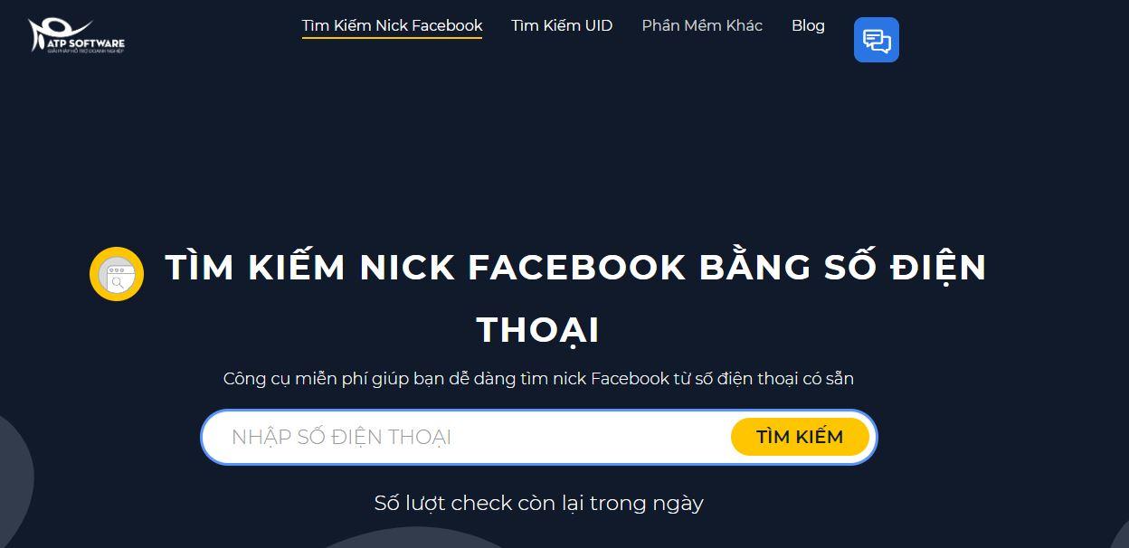 Hướng dẫn cách tra cứu thông tin SĐT trên mạng đơn giản và miễn phí - Giải  pháp tìm kiếm thông tin Facebook từ số điện thoại