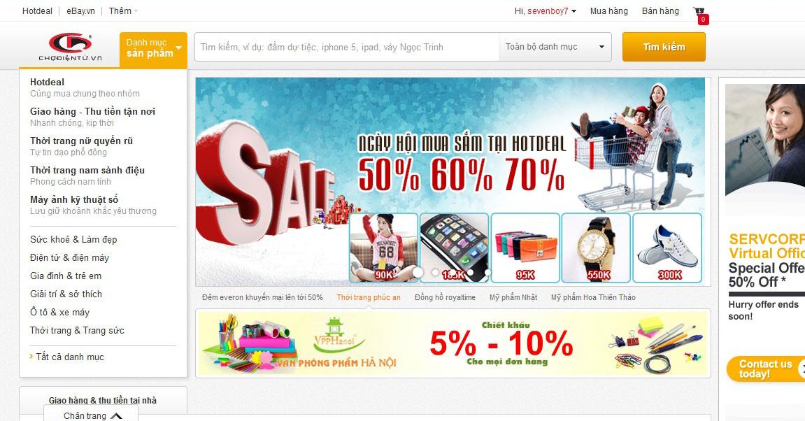 Có nên bỏ ra 1.500.000 1 tháng để lập shop chuyên nghiệp trên chợ điện tử -  chodientu.vn ?