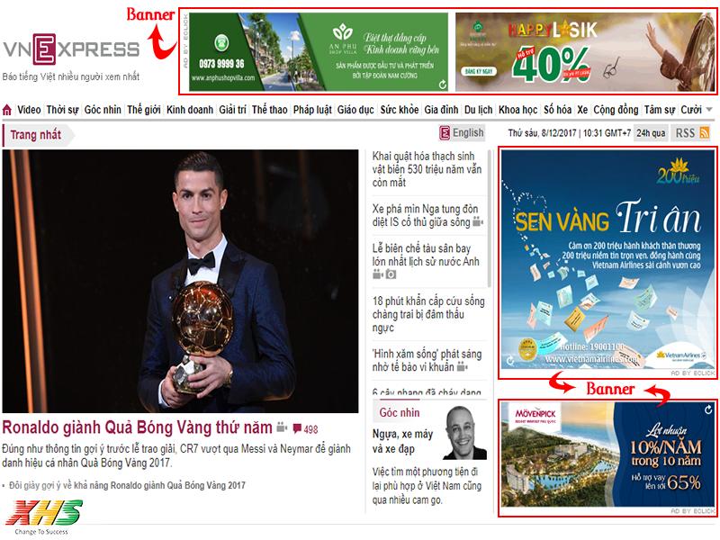 Quảng Cáo Banner Online Hiệu Quả Hơn Cùng Google Display Network |  TRENDDIGITAL