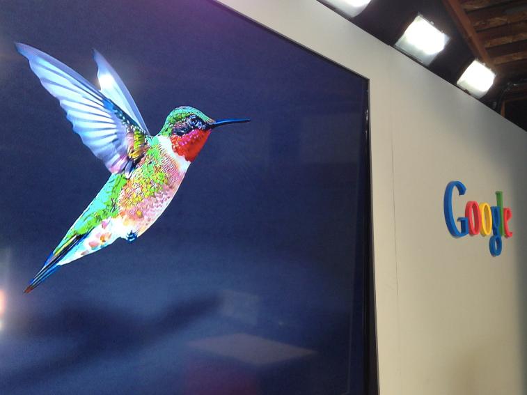 Google Hummingbird là gì?
