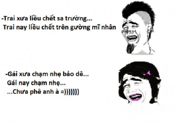 Những câu nói bá đạo của giới trẻ đang hot trên facebook hiện nay - GUU.vn