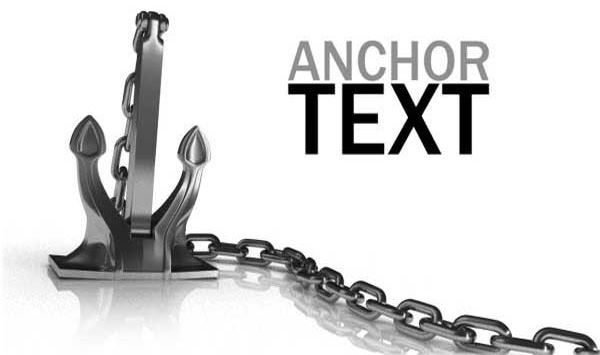 Anchor Text là một yếu tố ảnh hưởng đến việc xếp hạng trang web