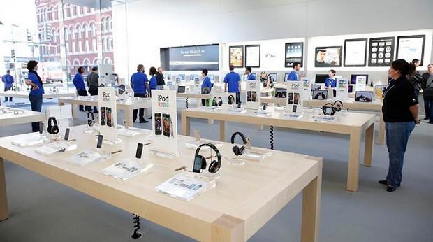 Apple luôn hoàn hảo trong mọi phương thức bán hàng – Ảnh: Internet