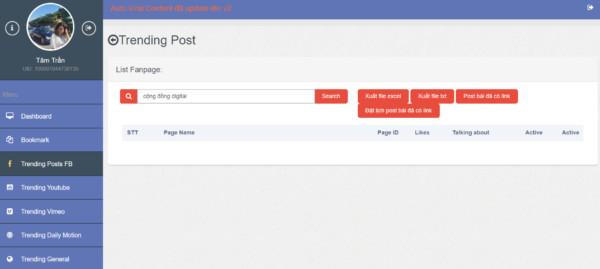1 80 - Dùng Auto Viral Content đăng bài tự động cho Fanpage