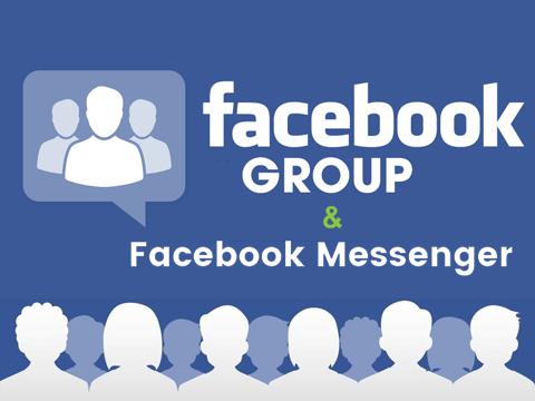 Cách tạo nhóm trên Facebook bằng điện thoại, chát Messenger