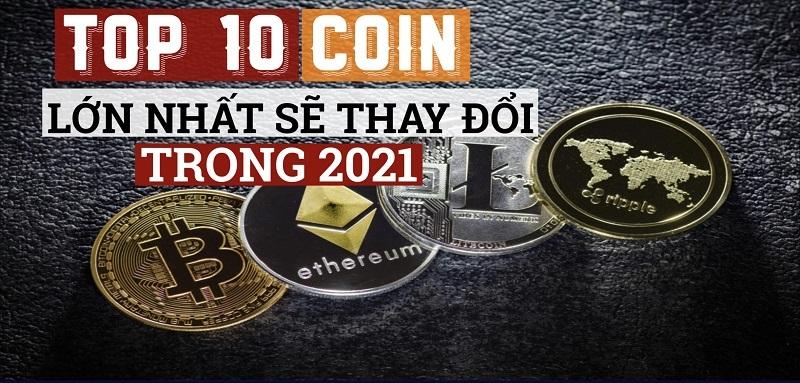 Các đồng tiền điện tử sẽ có nhiều thay đổi lớn trong năm 2021