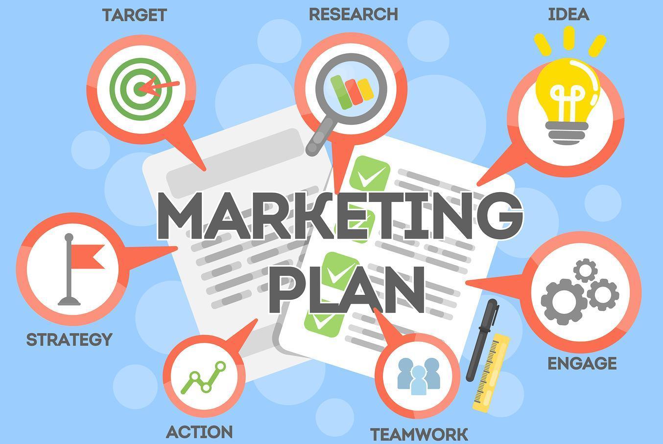 Lập kế hoạch Marketing như thế nào để đạt hiệu quả?   SEMTEK
