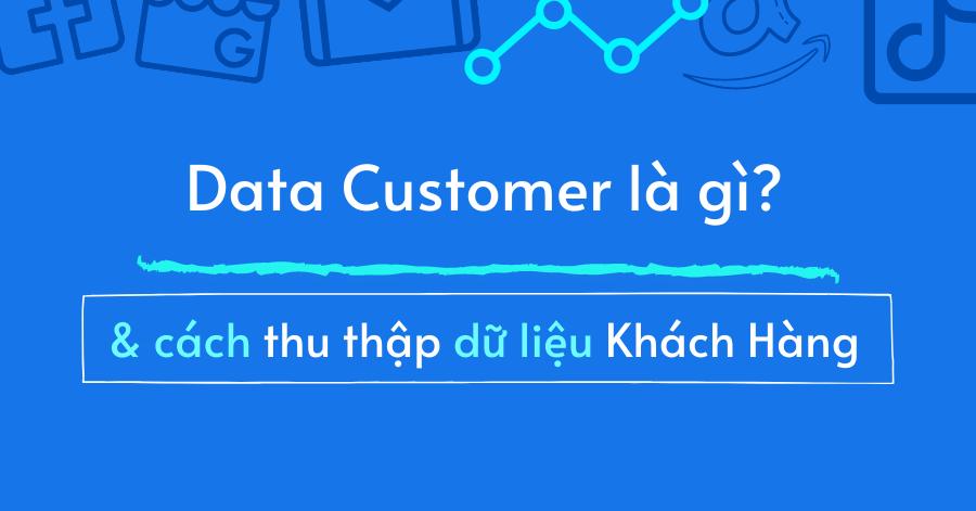 Dữ liệu khách hàng là gì? Cách thu thập data khách hàng từ hoạt động  Marketing - A1 DigiHub