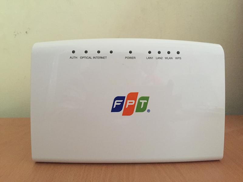 Chỉ dẫn cách đổi mật khẩu wifi FPT