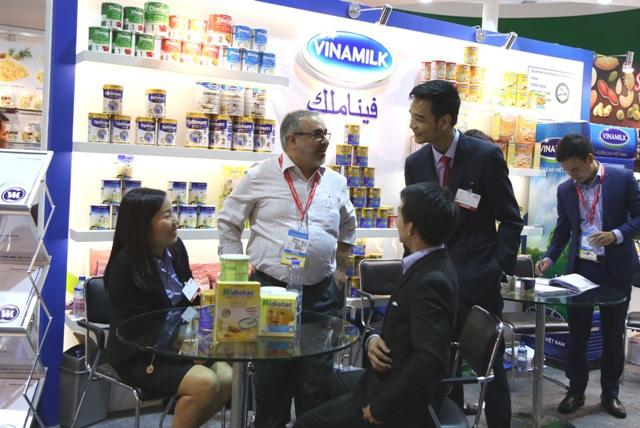 Vinamilk với những thành công - khẳng định vị thế tại thị trường Trung Đông  | Báo Dân trí