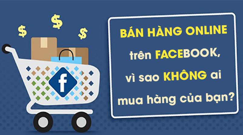 bán hàng Facebook hiệu quả
