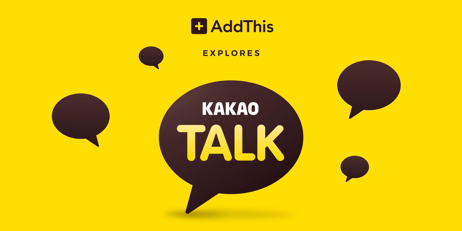 Theo những thông tin cung cấp về Hankook Research hiện những người từ độ tuổi từ 17-69 đến 70% số người đều dùngKakao Talk.