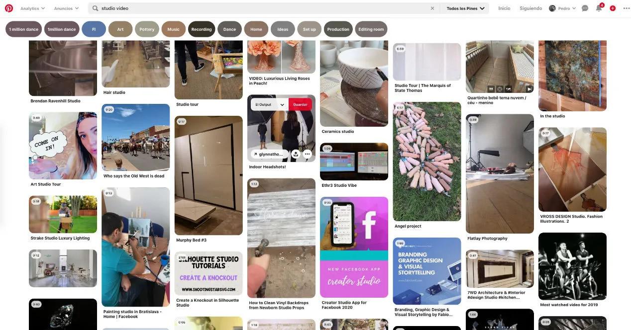 Pinterest là site chia sẻ ảnh dưới dạng kênh social, được dùng phổ biến nhằm mục đích share hình ảnh, post và chia loại dưới dạng các tấm bảng dán ảnh, được đính bằng các pin (ghim).